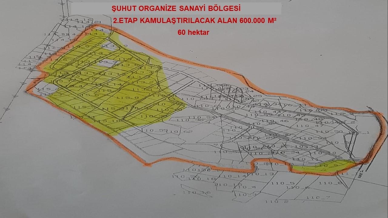 Şuhut Organize Sanayi Bölgesi